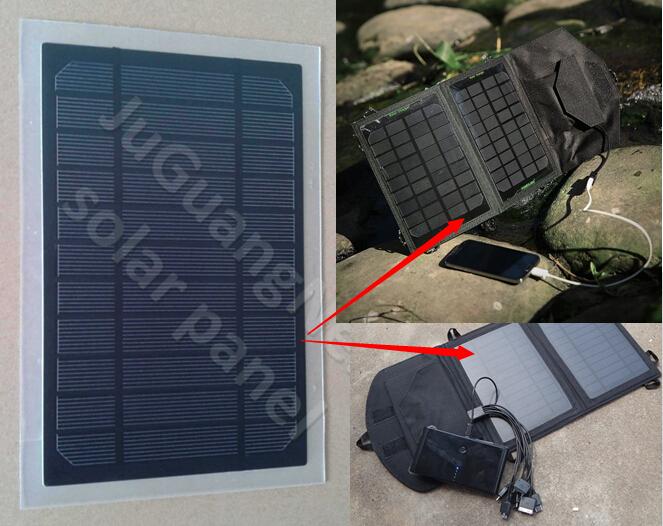 玻璃太阳能板应用于太阳能路灯
