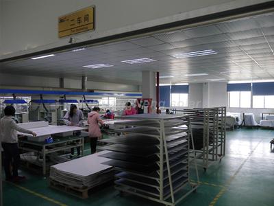 太阳能板生产线