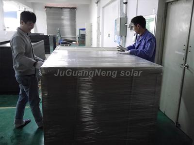 太阳能板包装