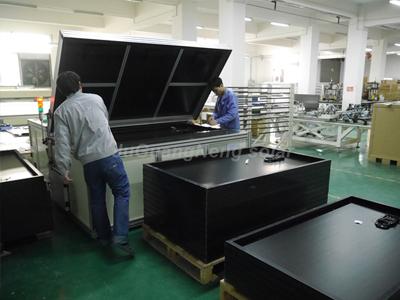 太阳能板EL测试
