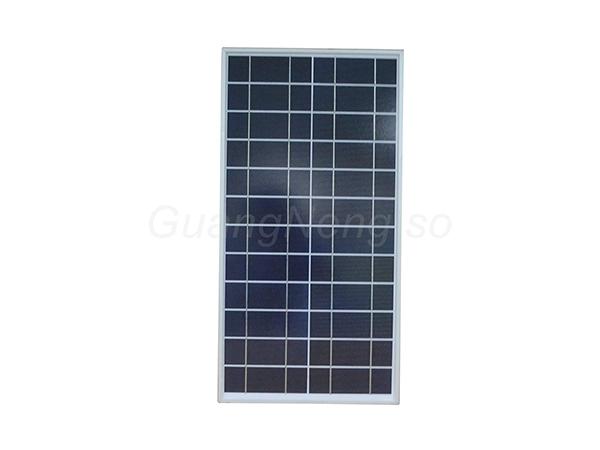 玻璃太阳能板(单晶)